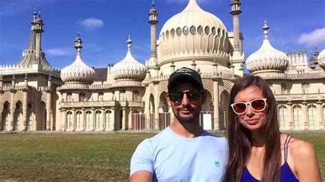 Trip from London to Brighton and Seven Sisters Cliffs U