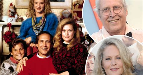 National Lampoon's Christmas Vacation: See the cast then