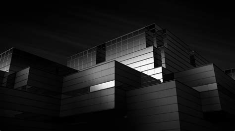 23 Moody Black and White Architectural Images