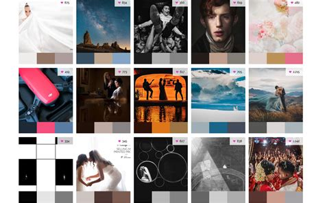 Define Your Photographic Style   Find Your Instagram Color