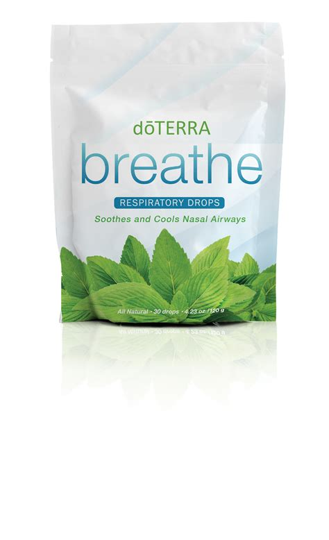 doTERRA Breathe Products High Res Images | dōTERRA