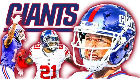 New York Giants news: 53-man roster announced for Week 1