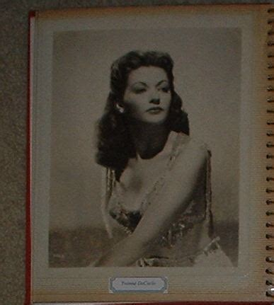 40's and 50's Female Movie Star Promo Pictures