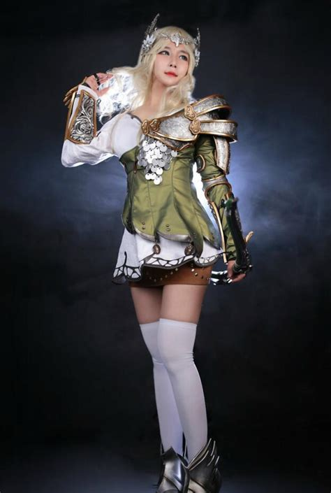 Black Desert Ranger Cosplay Features a Whole Set of