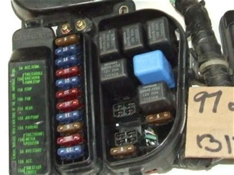 fuse box covers removal • GL1500 Information & Questions