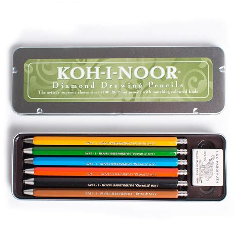 Koh-I-Noor Mechanical Pencils (With images) | Mechanical