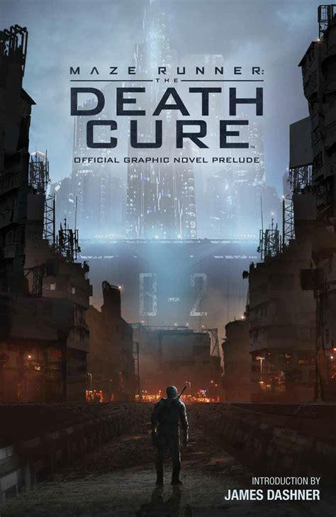 Preview of Maze Runner: The Death Cure Official Graphic