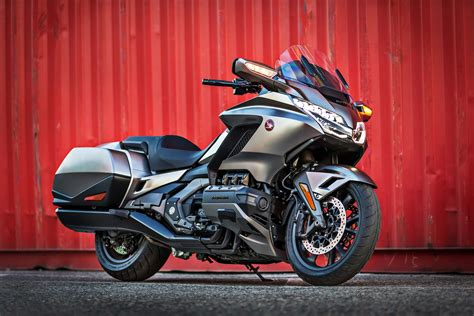 The Sixth Generation Honda Gold Wing Is Finally Here