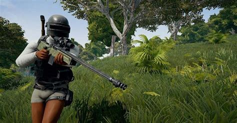 Hit More Shot With Sniper Rifle In PUBG MOBILE Guide
