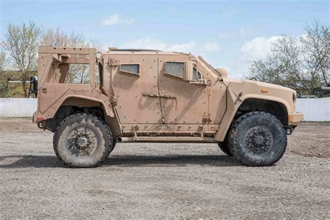 Here's Everything You Need To Know About The Humvee's