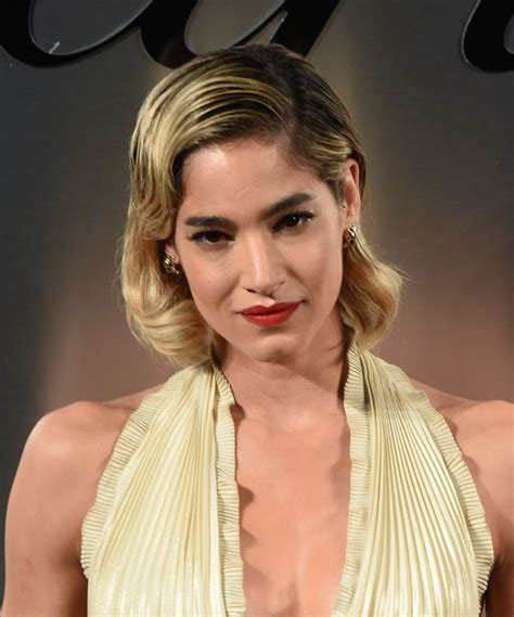 Sofia Boutella Sexy Blonde Look (54 Photos)   #The Fappening