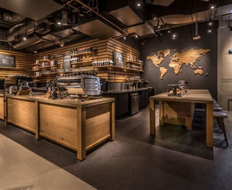 Starbucks Opens First Seattle Store with Reserve Coffee