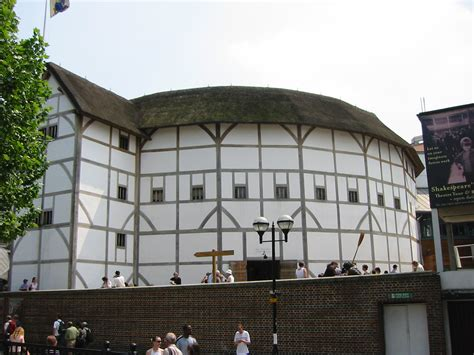 The Globe Theatre   Interesting Thing of the Day