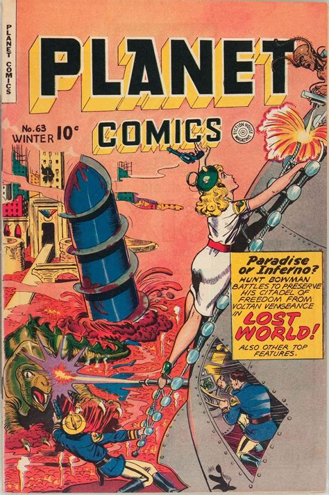 Planet Comics – Page 5 – Pulp Covers