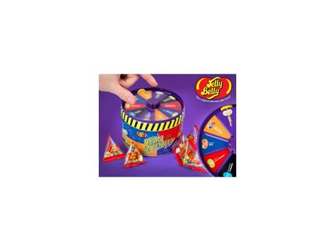 Jelly Belly Bean Boozled Spinner Tin 95g - Sweetplanet