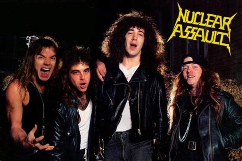 Nuclear Assault - discography, line-up, biography