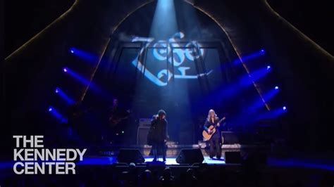 Stairway to Heaven (Led Zeppelin Tribute): Heart's Ann and
