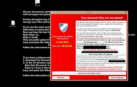 """Remove """"Your personal files are encrypted"""" ransomware"""
