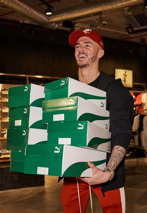 James Maddison Jets Out To Germany To Sign PUMA Contract