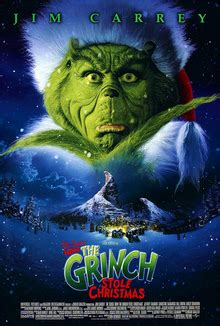 How the Grinch Stole Christmas (2000 film) - Wikipedia