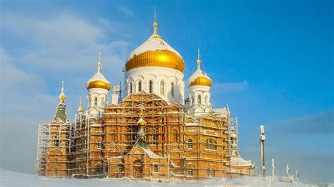 Orthodox Churches Don't Need Building Permits — Russian