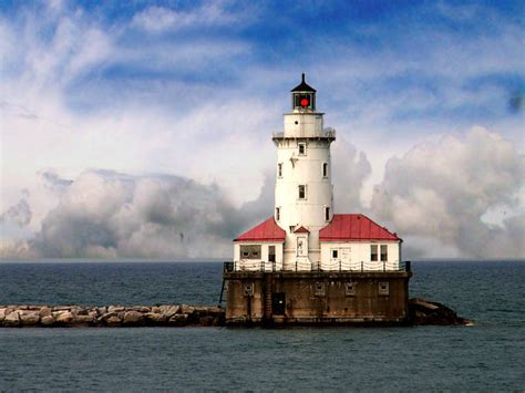 Chicago Harbor Lighthouse | On Explore/Flickr Top 500