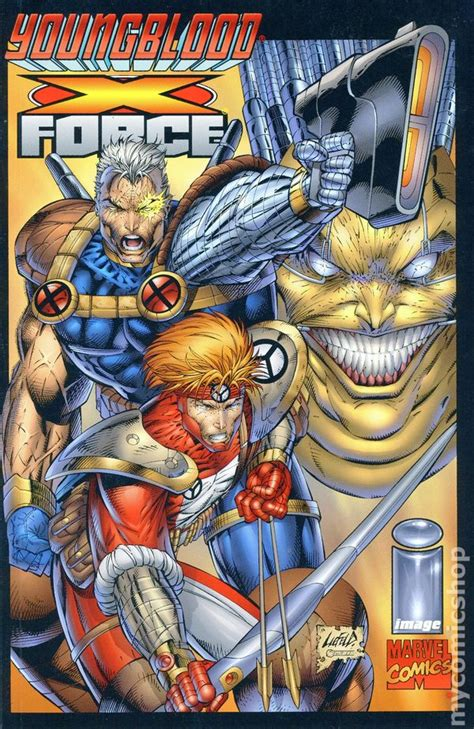Youngblood X-Force (1996) comic books