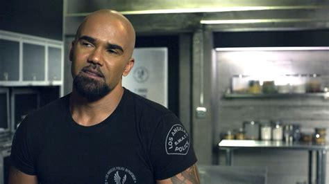 'SWAT': Shemar Moore Comes to Grips With a Friend's Death
