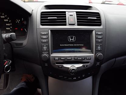 A Neatly Used Honda Accord 2007 Model, With Navigation