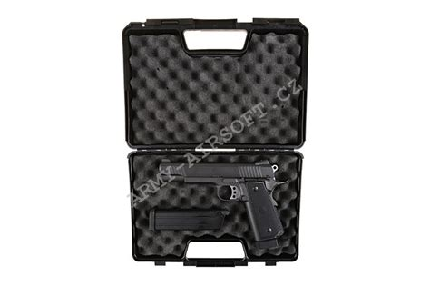 Colt 1911 G192 CO2 celokov - WELL | Army-Airsoft