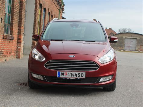 Ford Galaxy 2,0 TDCi 180 PS Aut