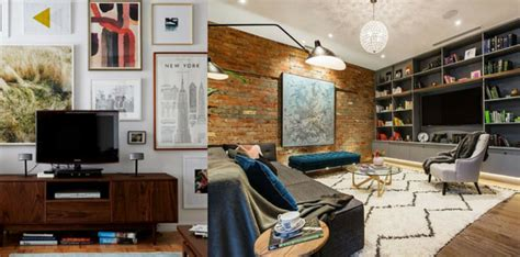 Styling Your Living Room To Hide Your TV | Homeworld