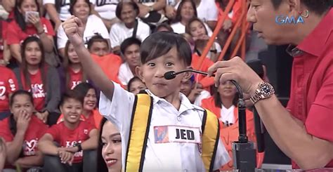 Kid viral for fanboying over 'It's Showtime' in episode of