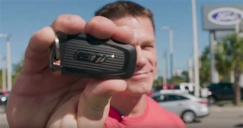 Attitude Adjustment: John Cena Sued by Ford For Selling