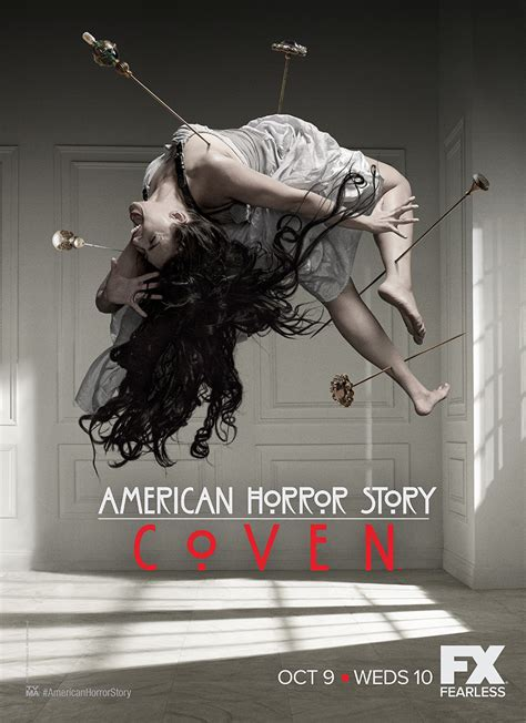 American Horror Story: Coven Unleashes Four New Posters