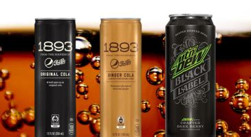 The Candy Store: Pepsi 1893 a Mtn Dew Black Label