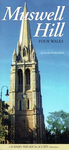 Muswell Hill – Four Walks