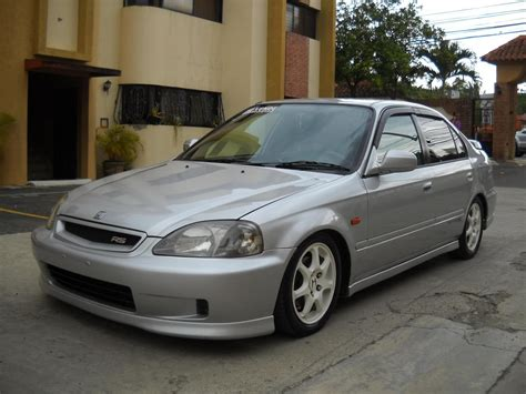 2000 Honda Civic vi – pictures, information and specs