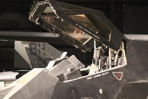 F-117 Cockpit United States Air Force Museum | Flickr