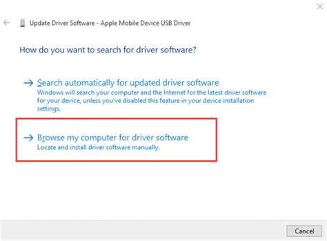iPhone Driver Not Recognized by Windows 10 [Solved