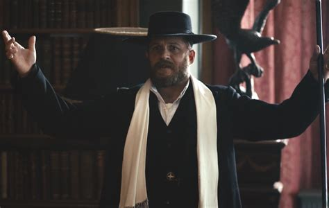 Watch a supercut of every time Tom Hardy swears in 'Peaky