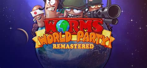 Worms World Party Remastered | wingamestore