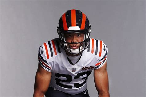 Bears uniforms 2019: Home jerseys include navy, orange and