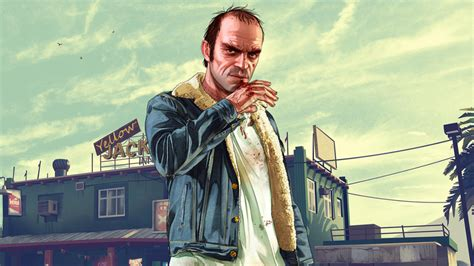 Trevor Philips | 50 Most Iconic Video Game Characters of