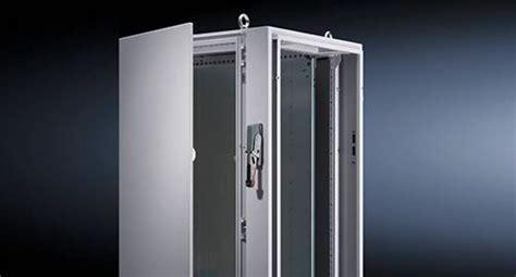 Safe and simple locks   Rittal - The System