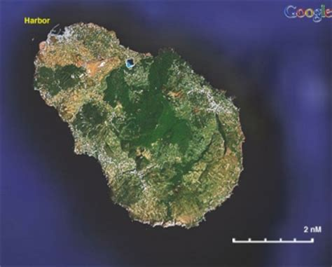 Pantelleria - a Cruising Guide on the World Cruising and