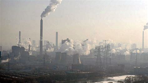 China's Factories Flaunt Anti-smog Rules
