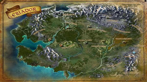 Far over Iron Hills and mountains grey: LOTRO U23 preview