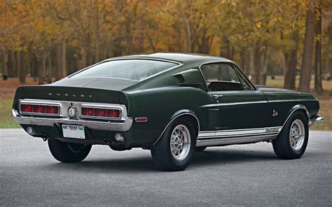1968 Ford Mustang Shelby GT500 KR - specs, photo, price