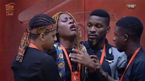WATCH: Big Brother Nigeria's Alex shakes the internet with